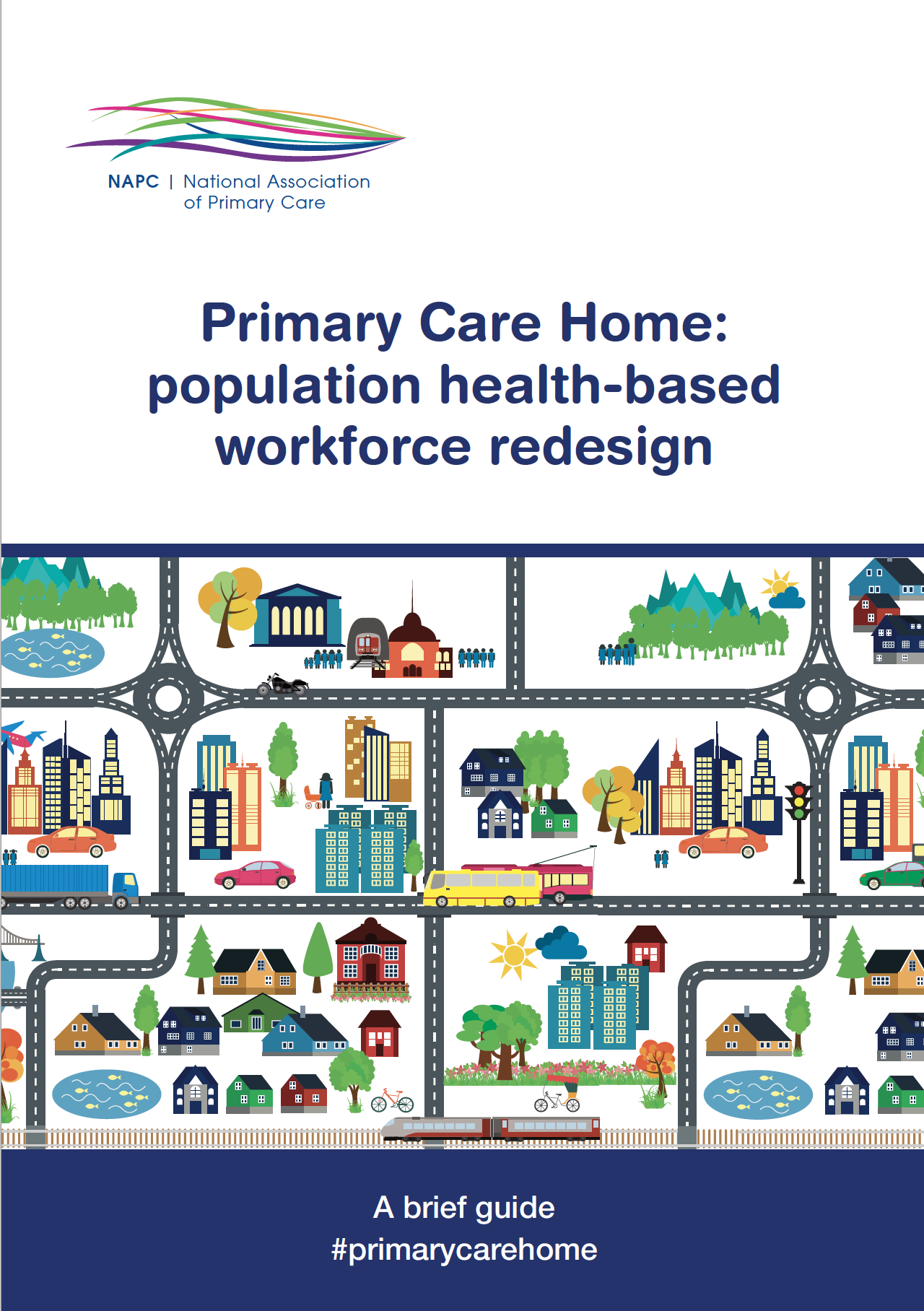 Primary Care Home workforce redesign booklet