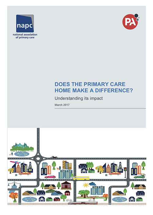 Does Primary Care Home make a difference?