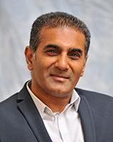 Dr Minesh Patel