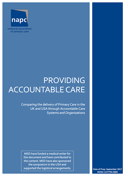 Providing Accountable Care