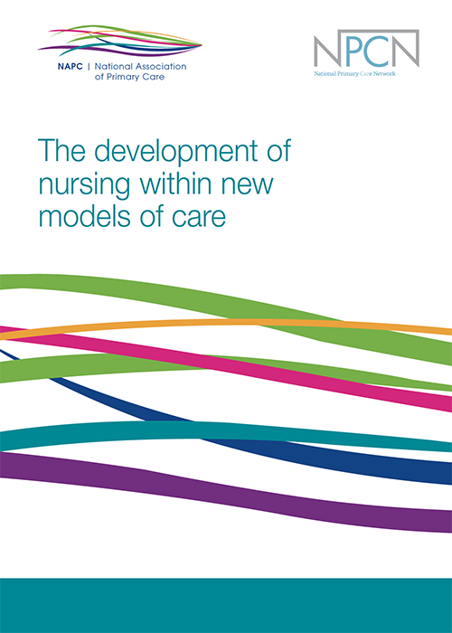 The development of nursing within new models of care