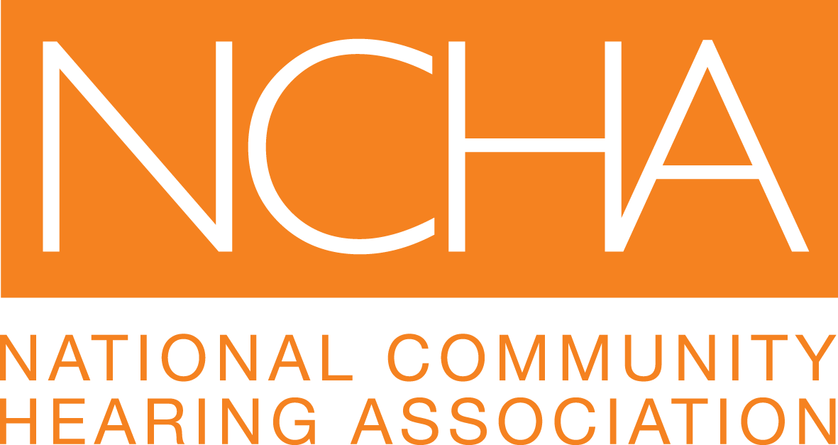 National Community Hearing Association logo