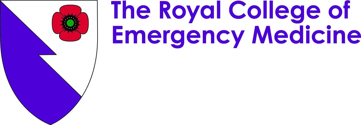 Royal College of Emergency Medicine logo