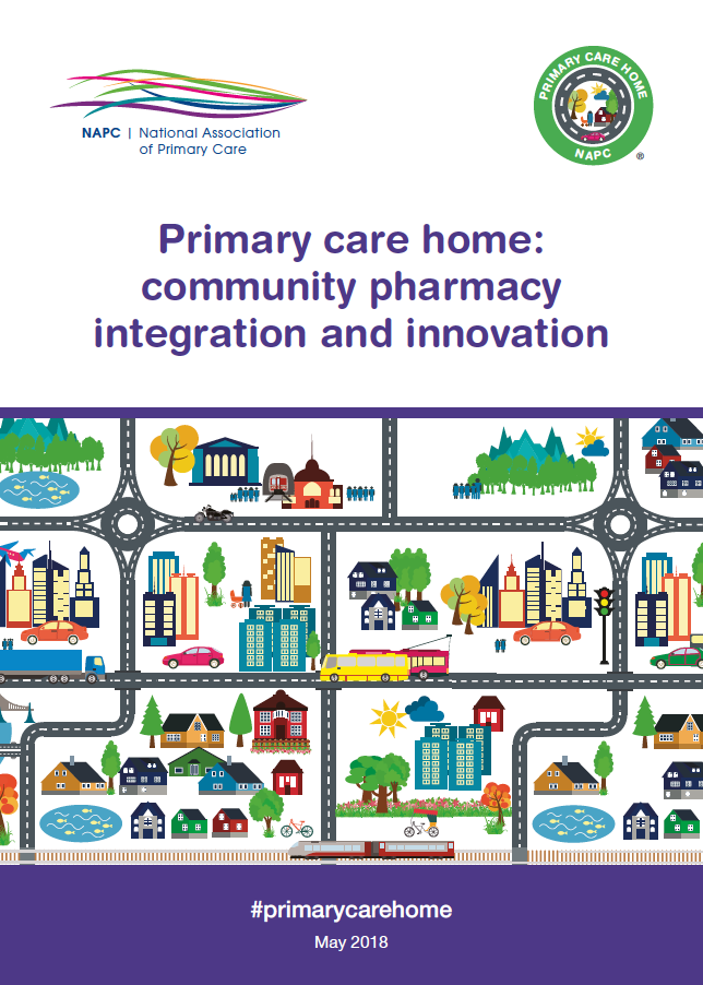 Primary Care Home community pharmacy booklet
