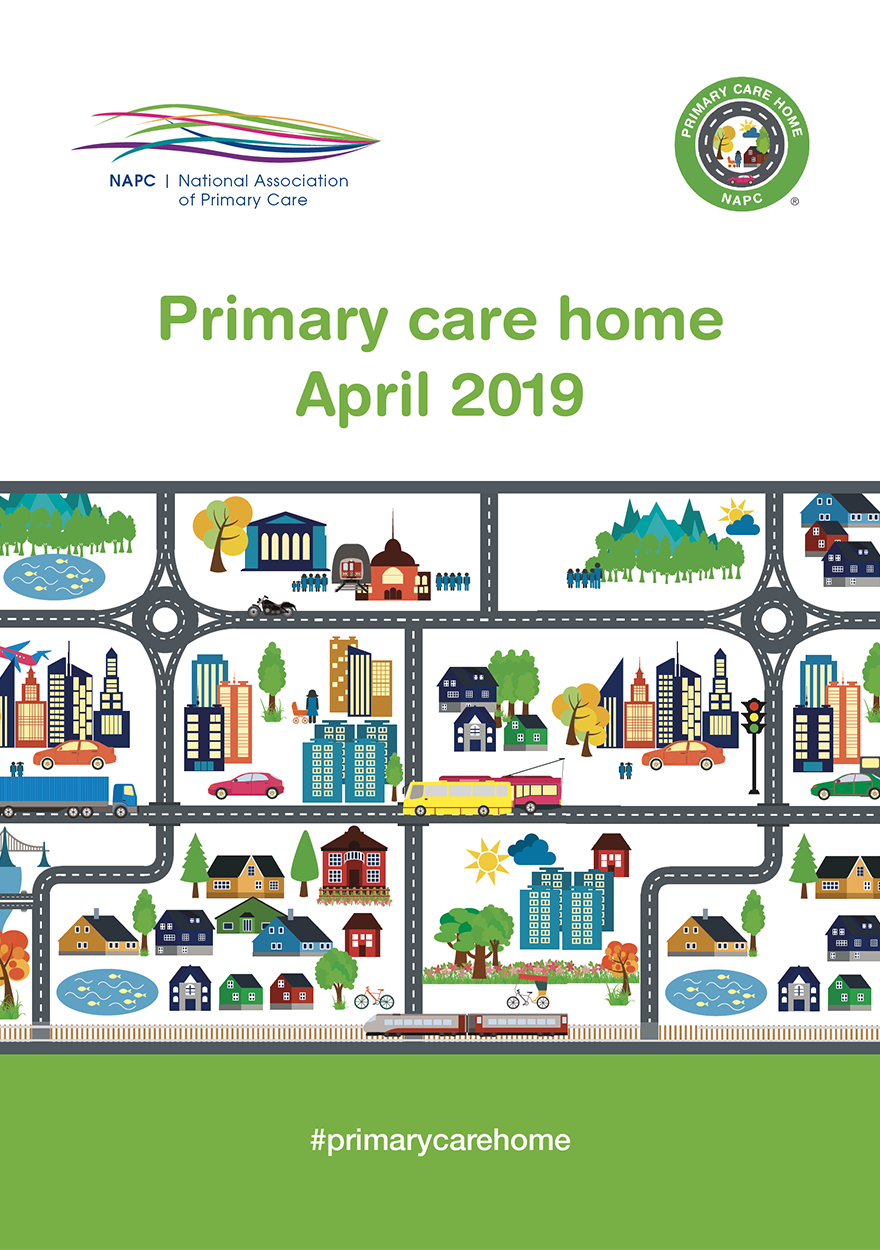 Primary Care Home programme brochure (October 2018)