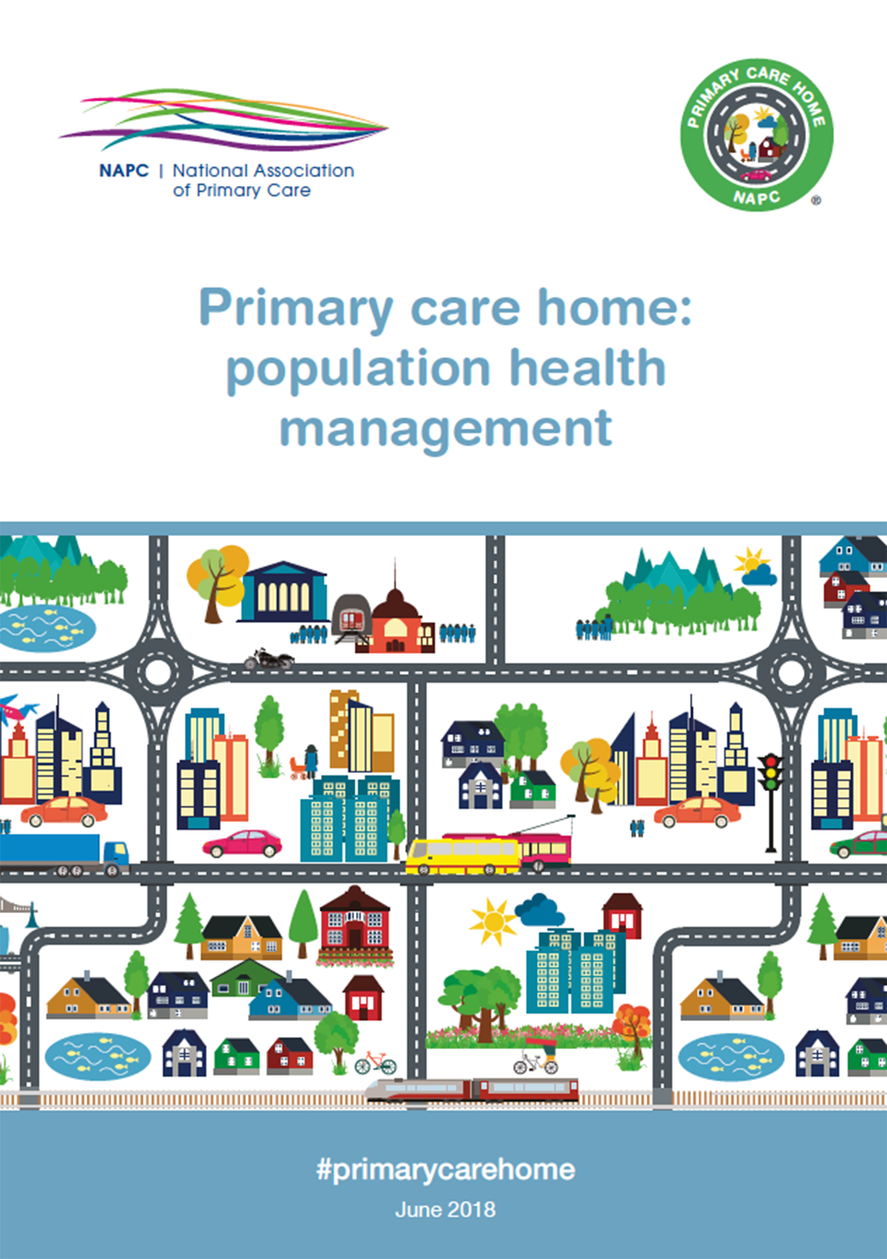 Primary Care Home population health management booklet