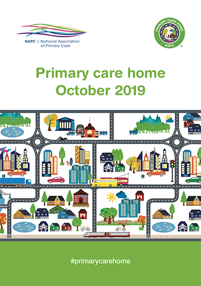 Primary Care Home programme brochure (October 2019)
