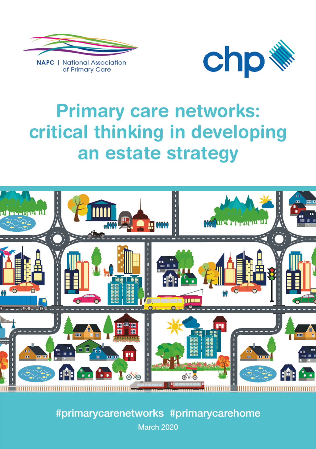 Primary Care Home estates strategy booklet