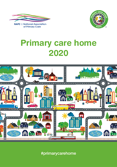 Primary Care Home programme brochure (2020)